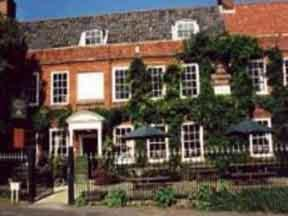Old Brewery House Hotel, Reepham