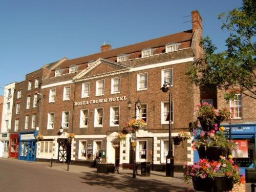 The Rose And Crown Hotel, Wisbech