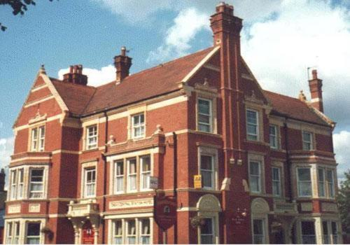 The Great Central Hotel, Loughborough