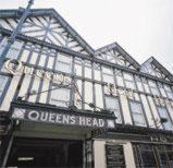 The Queens Head Hotel, Morpeth