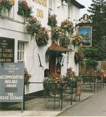 London Inn, Charlton Kings