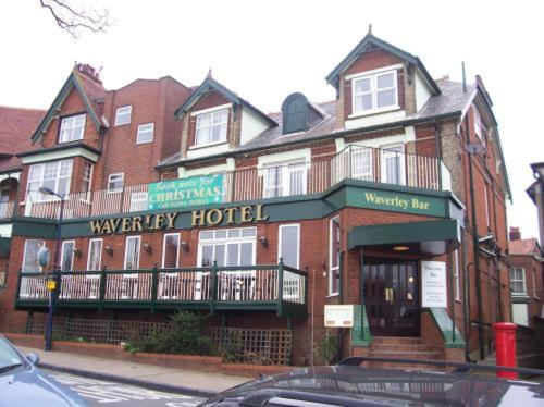 The Waverley Hotel, Felixstowe