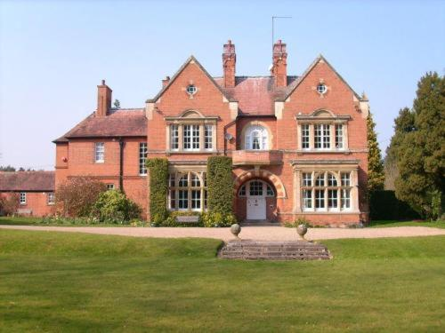 The Glebe Country House Bed And Breakfast, Thetford