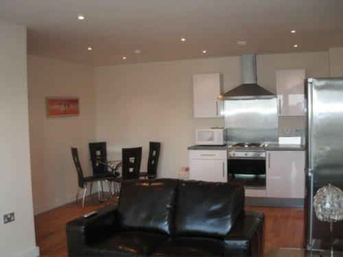 The Reach Serviced Apartments, Liverpool Merseyside