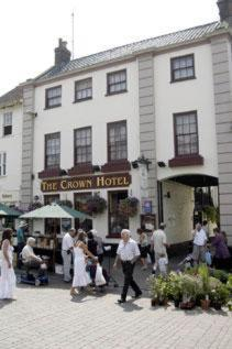 The Crown Hotel, Fakenham