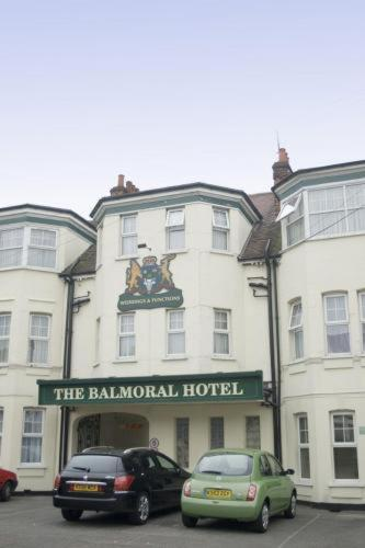 The Balmoral Hotel, Westcliff On Sea