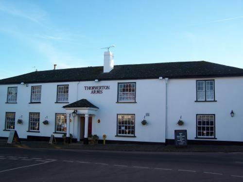 Thorverton Arms, Thorverton