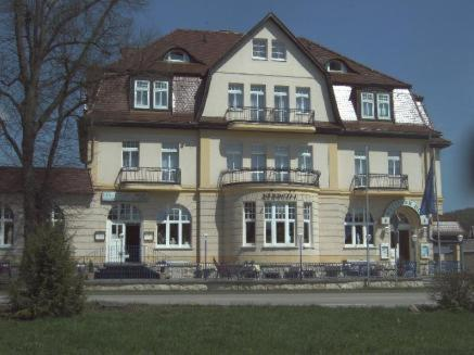Wettiner Hof, Bad Berka