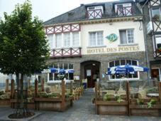 Hotel des Postes, Houffalize