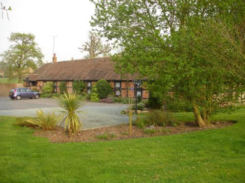 Coughton Lodge, Alcester