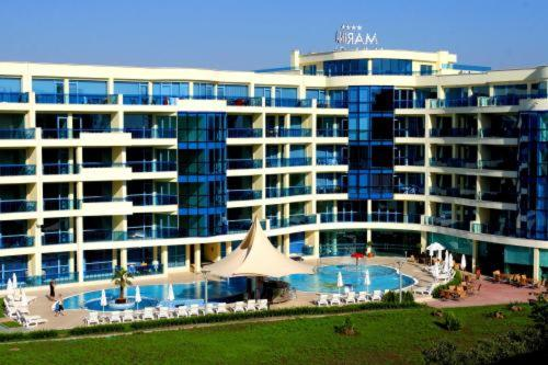 Aparthotel Marina Holiday Club, Pomorie
