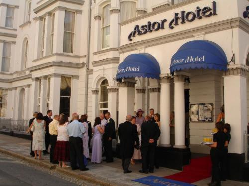 The Astor Hotel, Plymouth