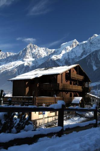 Le Grand Balcon, Les Houches