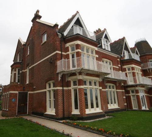 Britten House, Lowestoft