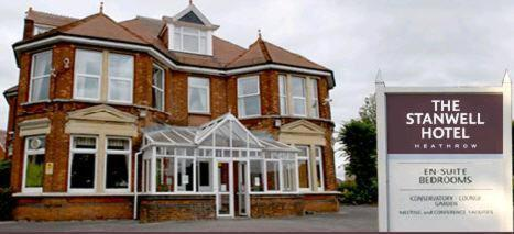 The Stanwell Hotel, Heathrow, Staines