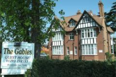 The Gables Guest House, Horley