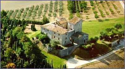 Todi Castle, Collelungo