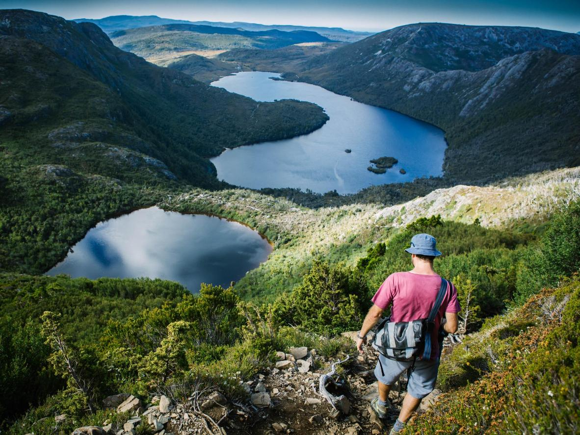 The island state of Tasmania has plenty to entice a broad range of travellers