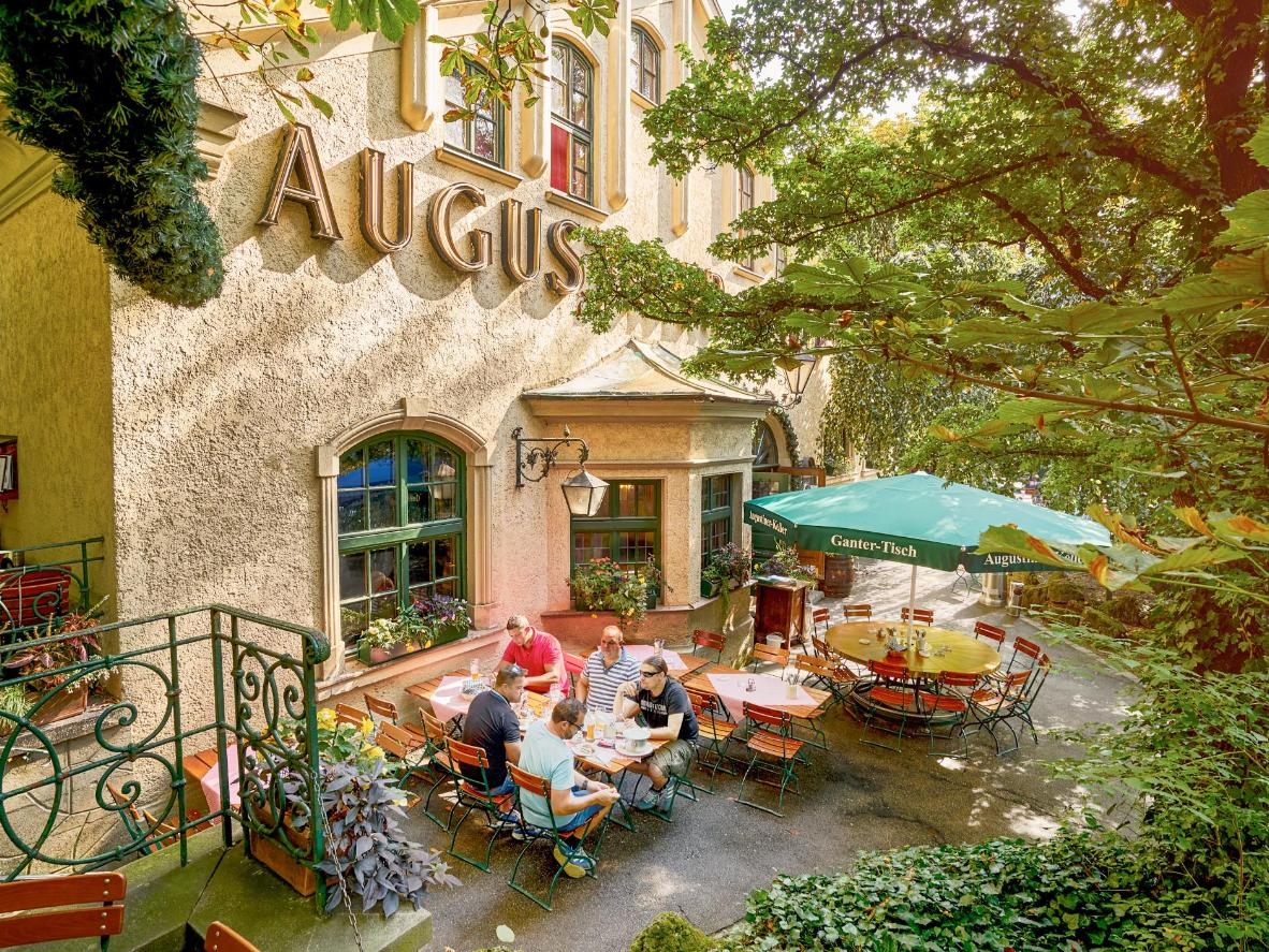 Steins And Summer Days In Germany S Beer Gardens Booking Com