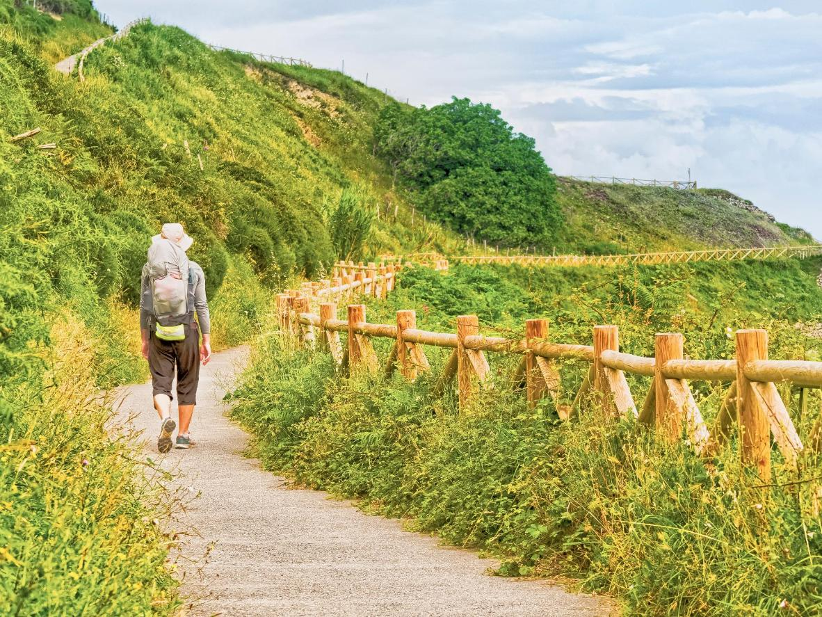 Head to Spain to walk the Camino de Santiago, arguably Europe's most famous ancient pilgrimage