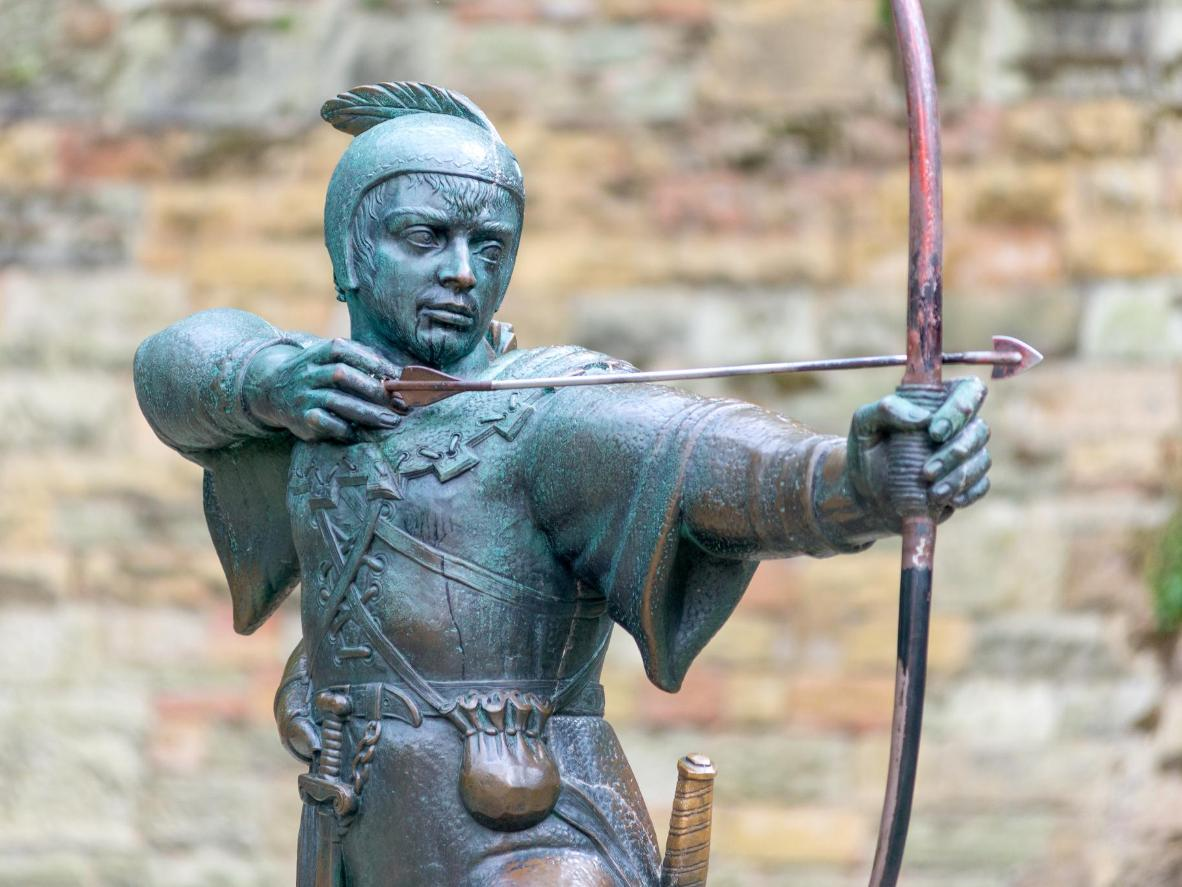Holograms and men in tights: the Robin Hood Experience surprises and delights