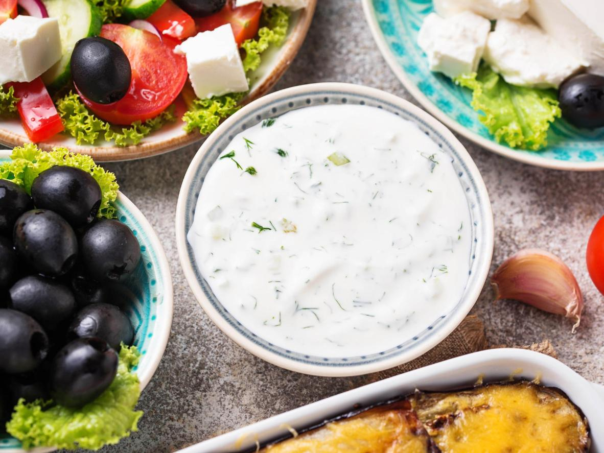 Cuzina uses only the freshest produce in its classic Greek dishes