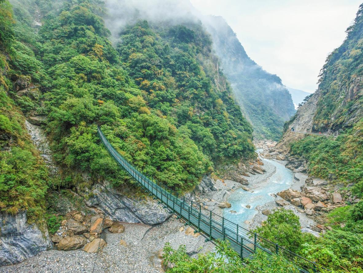 Go off grid without going off grid in Taiwan