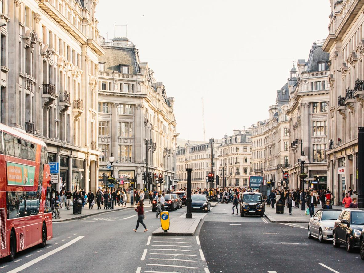 London is one of the world's most accessible cities, particularly transport-wise