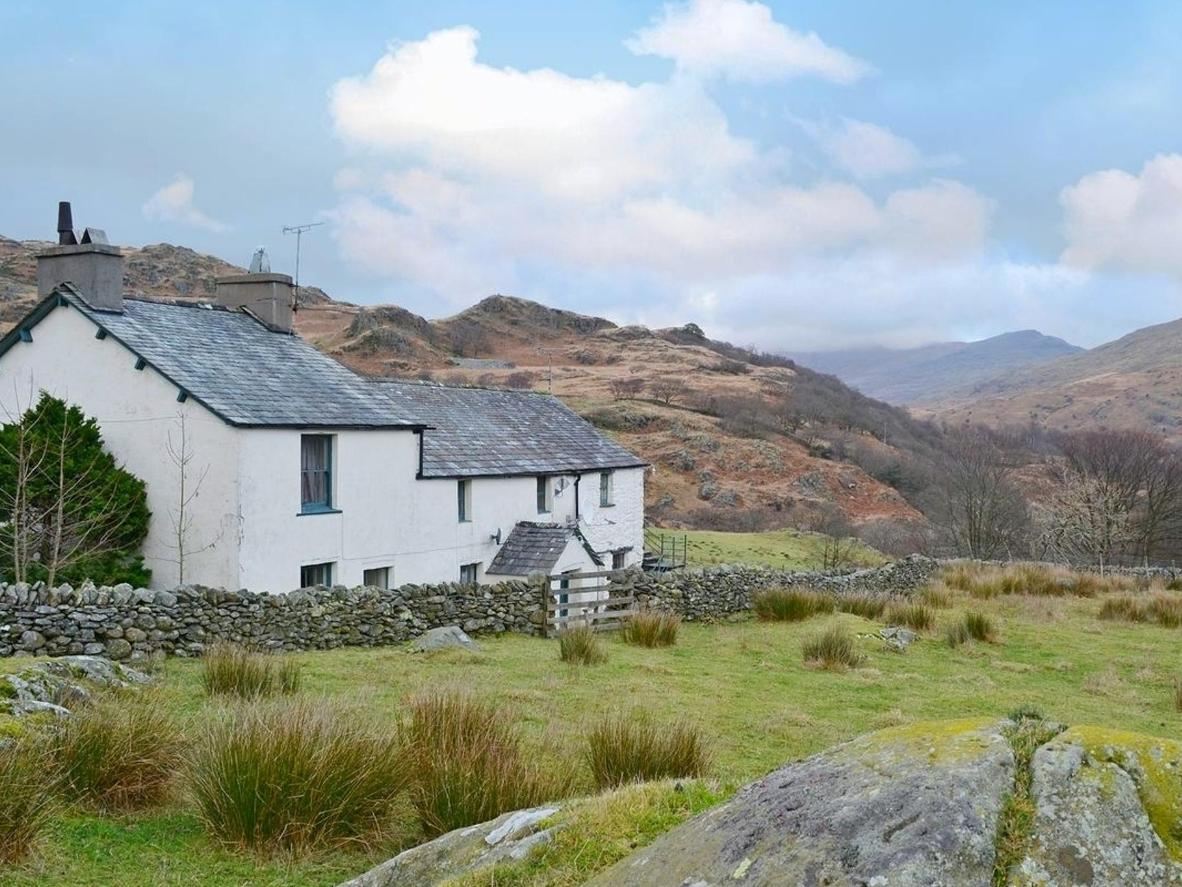 Duddon Mews is a remote cottage in the Lake District, perfect for anyone suffering from creative block